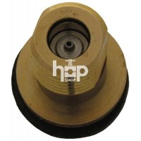 Brass Pin Valve - For 8g Bulbs
