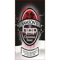 Samsons Christmas Stout