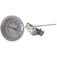 "Dial Thermometer with 12""..."