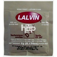 Lalvin D47 White Wine Yeast