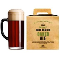 Muntons Hand Crafted Oaked Ale