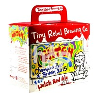 Tiny Rebel Cwtch Red Welsh Ale