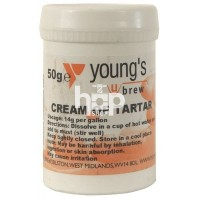 Cream of Tartar - 50g
