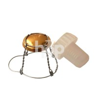 Champagne Stoppers & Cages...