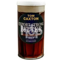 Tom Caxton Export Strong...