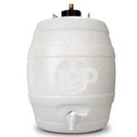 Plastic Barrel - 5 Gallon -...