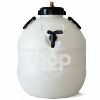 King Keg Barrel - Top tap -...