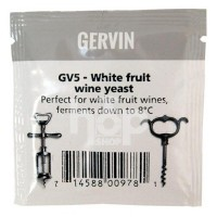 Gervin GV5 Quality White...