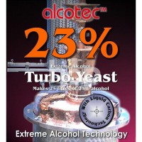 Alcotec 23% Turbo Yeast -...