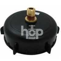 King Keg 4'' Cap with Pin...