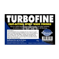 Turbofine Spirit Wash Finings