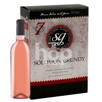 Solomon Grundy Rose 6 Bottle