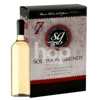 Solomon Grundy Medium Sweet...