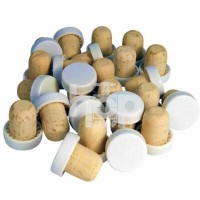 Plastic Top White Flanged...