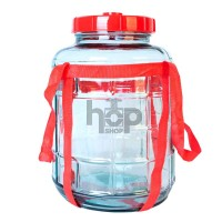 5L Wide Neck Glass Carboy...