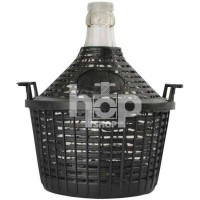 5 Litre Glass Carboy with...