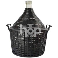 15 Litre Glass Carboy with...