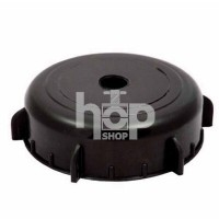 "King Keg 4"" Cap with hole"