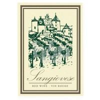 Sangiovese Labels