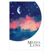 Mezza Luna White Labels