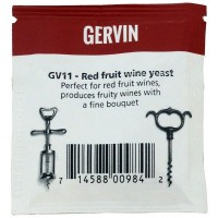Gervin GV11 D Fruity with...