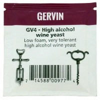 Gervin GV4 High Alcohol...