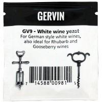 Gervin GV9 White Wine Yeast...