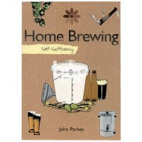 Book - Home Brewing - Self...