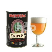 Brewferm - Triple - (Deep...