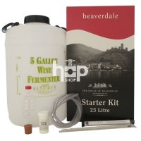 Winemaking Starter kit for...