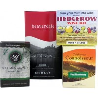Home Brew Wine Kits