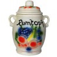 Rumtopf - Rumpot