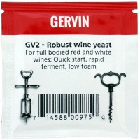 Wine Yeast - Gervin